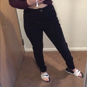 5eebbda08ca Fashion Nova Jeans - Fashion Nova Coraline High Rise Jeans Size 9